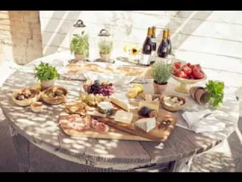 DIY Wine and cheese party decorating ideas - YouTube