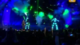 Daddy Yankee, Perros Salvajes, Festival de Viña 2013
