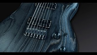 Dreamy Metal Backing Track in Bm