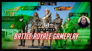 WARFACE BATTLE ROYALE Gameplay + Dicas