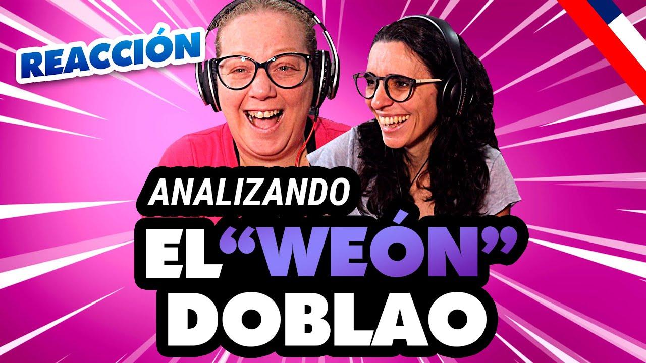 Argentinas de MODO TURISTA reaccionan a DOBLAO | ANALIZANDO el WEÓN de CHILE