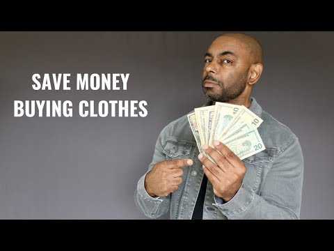How To Save Money Buying Clothes/ 10 Clothes Shopping Hacks