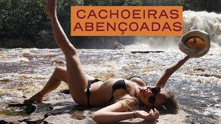 AS MELHORES CACHOEIRAS DO BRASIL| AMAZONIA| maior Tapioca do mundo | Pres. Figueiredo| MANAUS