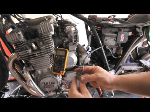 how to test ignition pickup coils on cdi electronic ignition Yamaha Yzr600r Diagram 98 Cdi Box Wiring