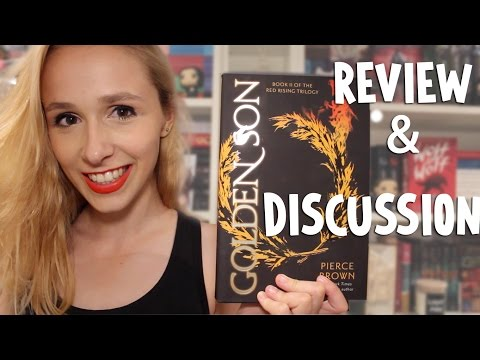 GOLDEN SON BY PIERCE BROWN | REVIEW & DISCUSSION