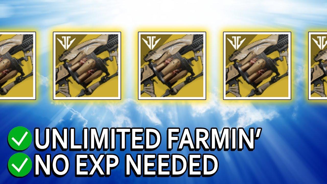 Unlimited, Fast ANARCHY FARM! | Destiny 2