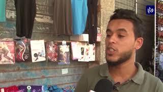 الحصار يخطف فرحة العيد في غزة وسط ركود في الأسواق - (19-8-2018)