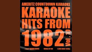 I Like It (In the Style of Debarge) (Karaoke Version)