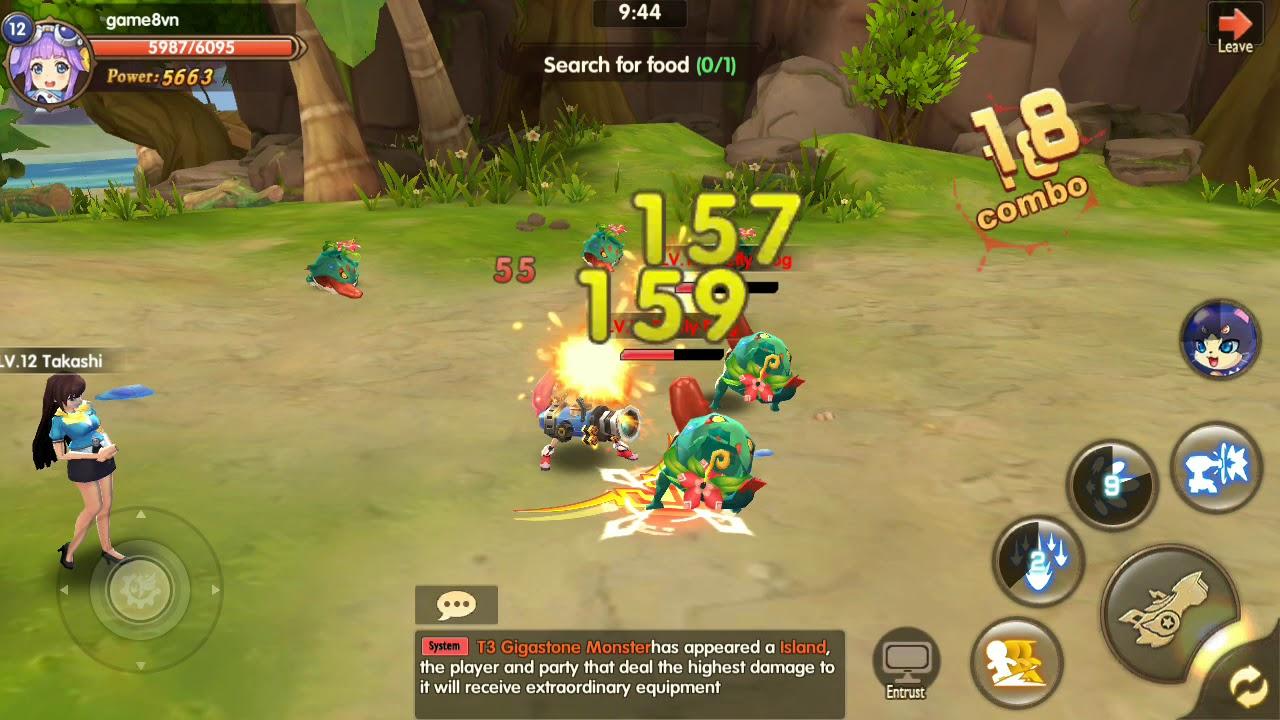Trải nghiệm game Hậu Duệ Tam Quốc: 3Q Đại Chiến
