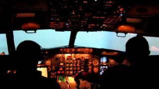 Intercockpit MCC Boeing 737-300 Simulator Session 5 (Part 1)