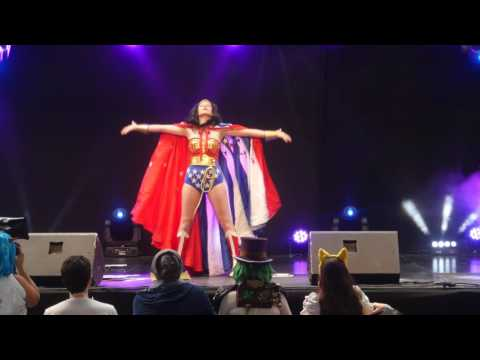 related image - Festival Mangalaxy 2016 - Concours Cosplay Samedi - 04 - Wonder Woman