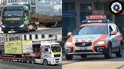 Convois Exceptionnels Genève - Escorte Policière