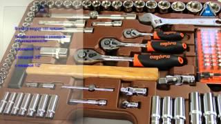 Набор инструмента Ombra OMT131S(набор инструмента Ombra OMT131S - предлагает компания Электромотор, Киев. тел. 5-000-888 Купить! Универсальный набор..., 2013-02-08T12:41:34.000Z)