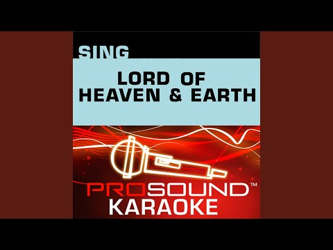 We Sing Alleluia (Karaoke with Background Vocals) (In the Style of FFH)