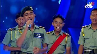 Download #GengPagiHot : Mu'izz Juara I Can See Your Voice Malaysia season 2
