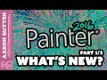 What's New In COREL PAINTER 2016? (Part 1/2)