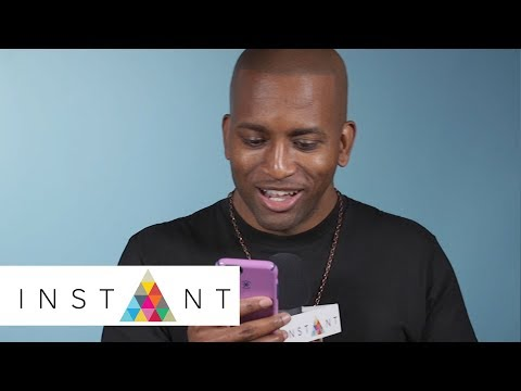 sWooZie: Adande Thorne Hilariously Reads & Responds To Touching Fan Comments | VidCon 2017 | INSTANT