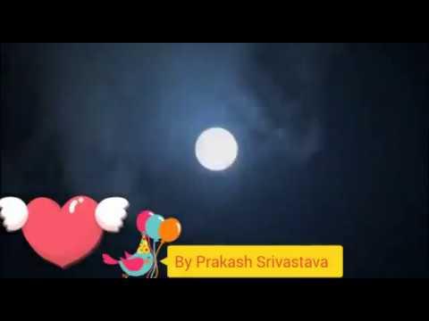 Chand Taro Me Nazar Aaye Chehra Tera avni & nil full HD video song by Prakash srivastava