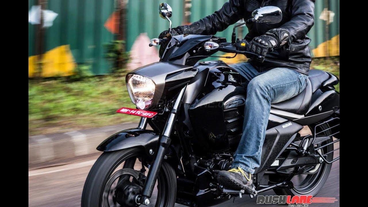 Suzuki Intruder 150 Review First Ride 0 100 Hd Youtube