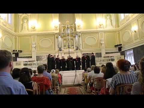 Harmosini live in St Petersburg - Господи возвах, 1 глас