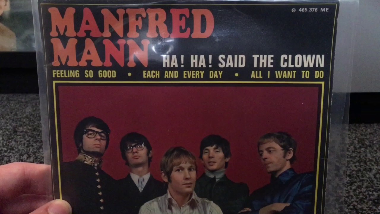 Manfred mann singles discography
