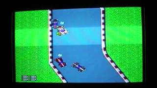 First Impressions Gameplay - Moto Roader  - NEC PC Engine