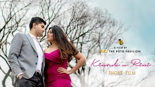 KINSUK & RINI  SHORT FILM | RAJ the foto pavilion - Parvat Patiya, Surat