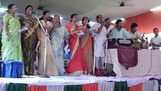 Chalre chal Sobe  - Malda Sangeet Silpi Samity .