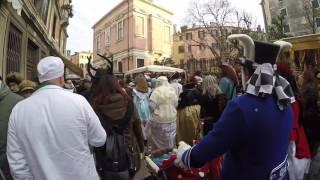 Zombie Walk Venezia 11th February 2017