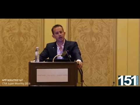 APP-SOLUTELY IoT:  T-Mobile Internet of Things Presentation