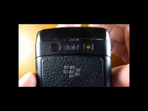 Blackberry Bold 2 9700 Descripciones Características de celular - porque comprar