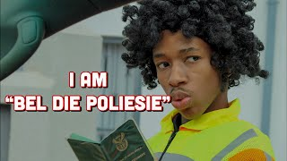 Download Lasizwe Dambuza Comedy - Caught by the police with beverage - Lockdown Polices Episode 1 (Lasizwe Dambuza)