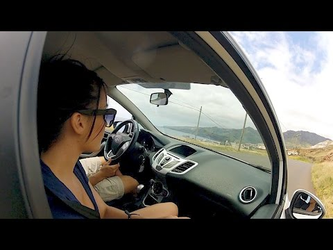 Driving Around Madeira in a Rental Car | Backpacking Trip
