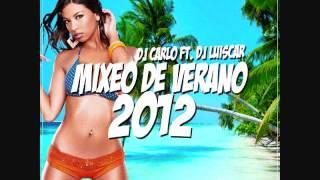 Mix Reggaeton 2012 - DJ Carlo Ft DJ Luiscar