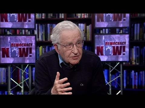 Full Interview: Noam Chomsky on Trump's First 75 Days & Much