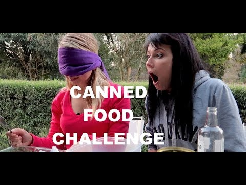 Canned food challenge with Slim Perry | South Africa Edition