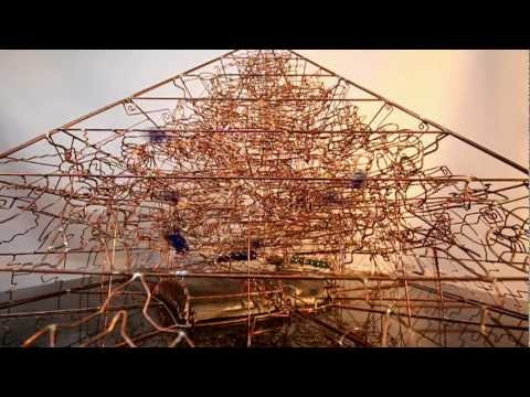 Kugelbahn - Die Pyramide der Nofretete - 2teVers.E.Heye
