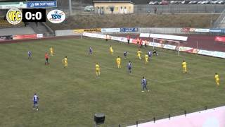20. Spieltag  VFC Plauen - TSG Neustrelitz