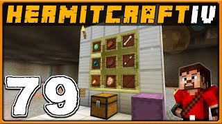 Hermitcraft 4 | Minecraft Survival 1.11 | EP 79 - Curse of the FACEPALM!