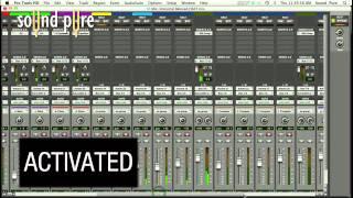 Pro Tools HD Heat Plug-In Demo Video Part 2 - Jazz Big Band
