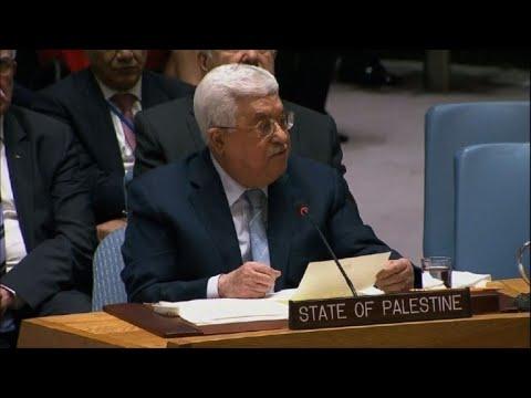 Abbas pede ajuda internacional