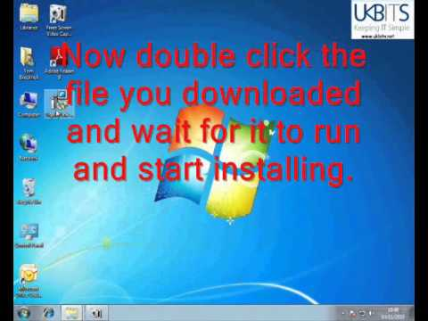 USB To DVI-VGA-HDMI Graphics Adaptor Installation