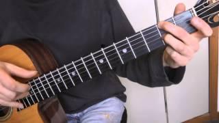 Cours de guitare - Feelings / Dis-lui (1/3) Démo + intro