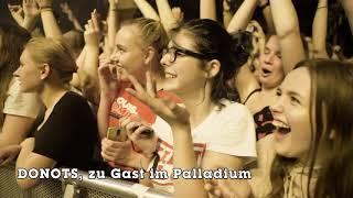 KRAFTKLUB & DONOTS - Das Tauschkonzert