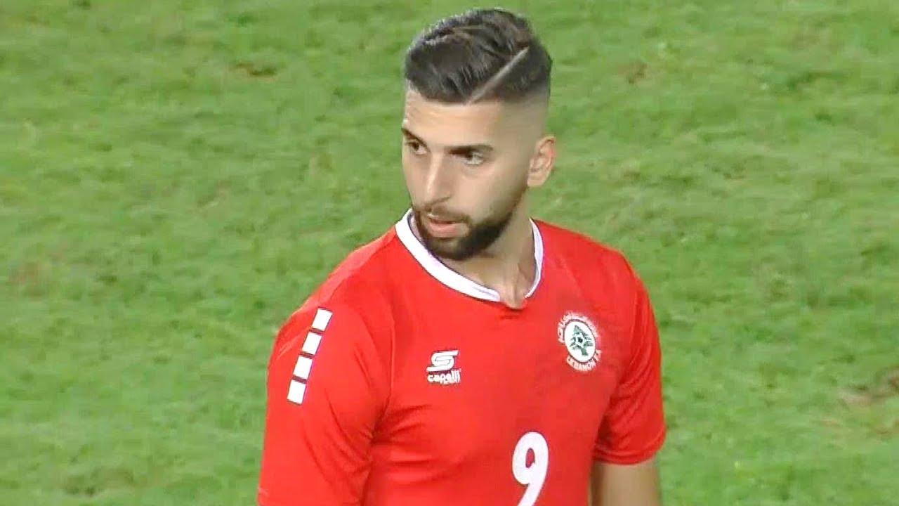 ملخص مباراة لبنان وكوريا الشمالية | تعليق محمد السعدي | التصفيات الآسيوية المزدوجة  19-11-2019