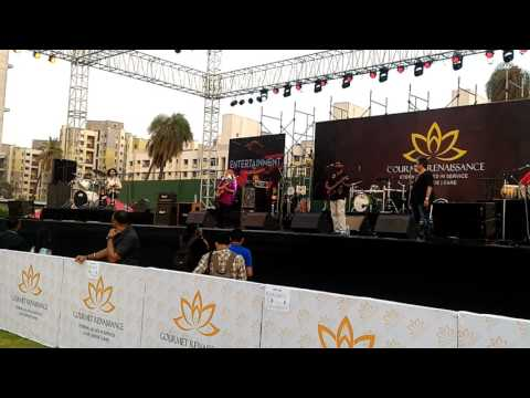 Indian Ocean - Bandeh Live @ Pune Music Festival May 2016