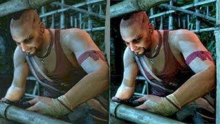 Far Cry 3 Graphics Comparison