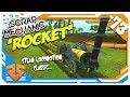 Scrap Mechanic Steam Train - EPIC Stephenson's ROCKET!!