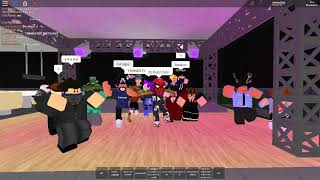 Roblox LeMonde Airlines Post Flight Dance Party