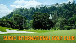 Subic international Golf Club